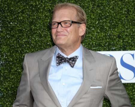 Drew Carey's weight loss debuts on