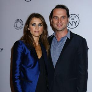 Is Keri Russell dating her co-star