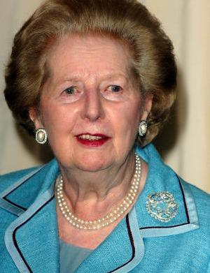 Iron Lady Margaret Thatcher dead at