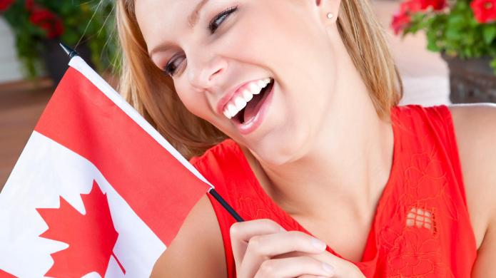 What to wear to celebrate Canada