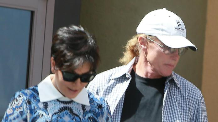 Bruce Jenner's 65th birthday look sparks