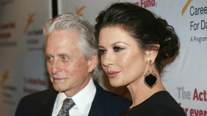 Catherine Zeta-Jones Reflects on 17 Years