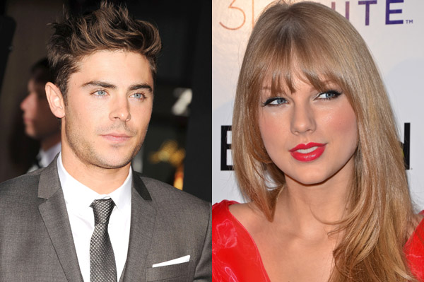 Zac Efron and Taylor Swift: Dating?
