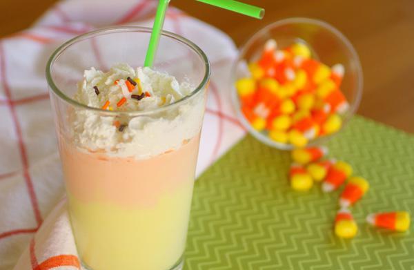 3 Festive milkshakes for the fall