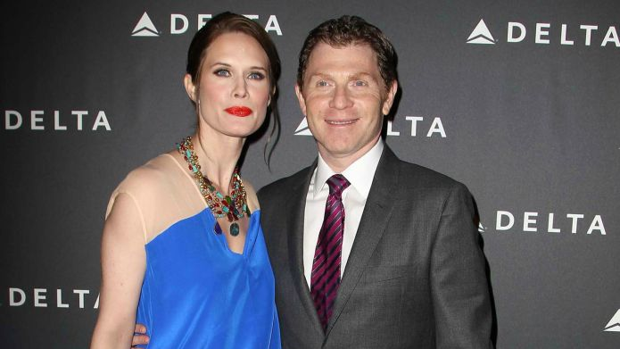 Bobby Flay and Stephanie March release