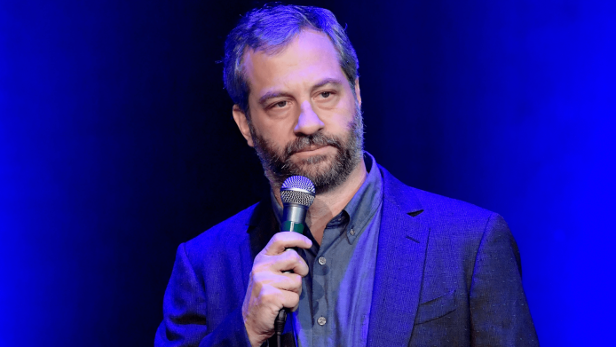 Judd Apatow, Father of 2 Daughters,