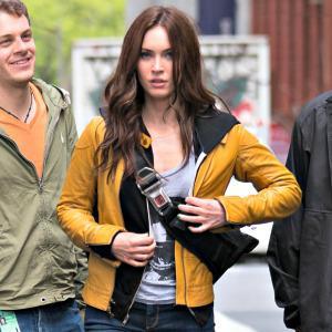 Megan Fox baby joy: A family