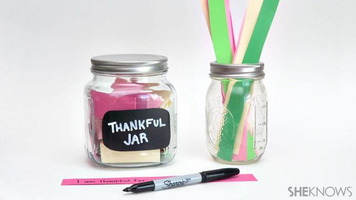 How to make beautiful gratitude crafts