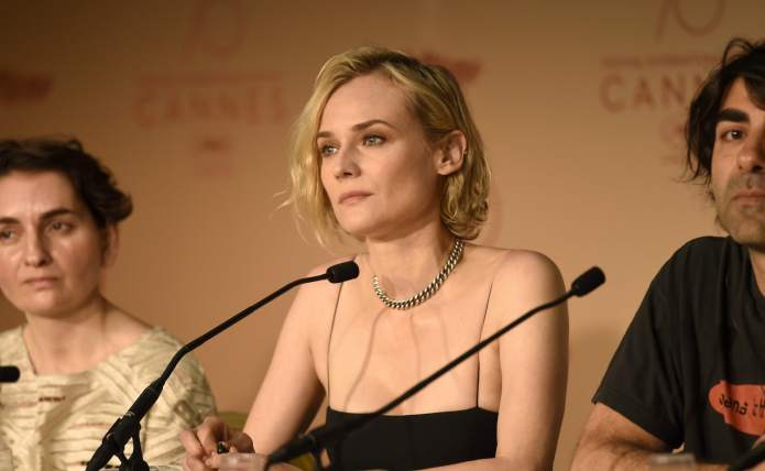 Diane Kruger Isn't Afraid to Get