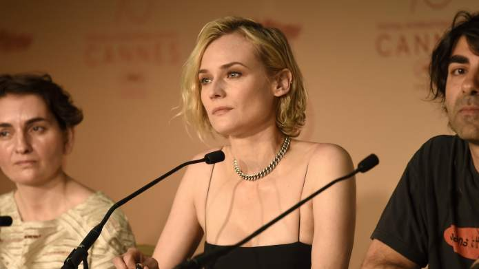 Diane Kruger Isn't Afraid to Get