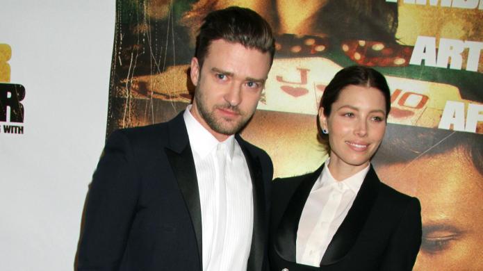 PHOTO: Justin Timberlake shushes cheating rumors