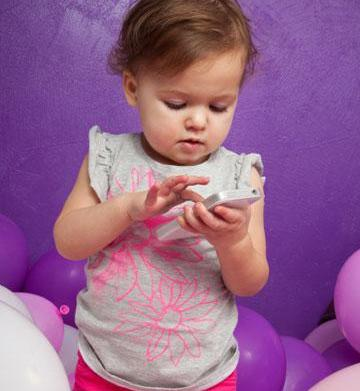 Childproof your phone