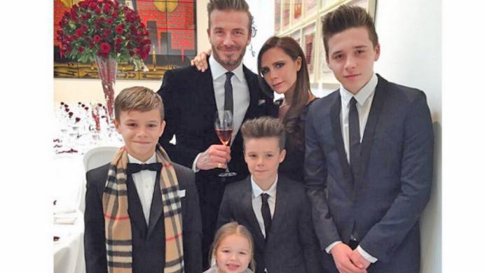 Mommy tweets: Victoria Beckham, Emily Maynard,