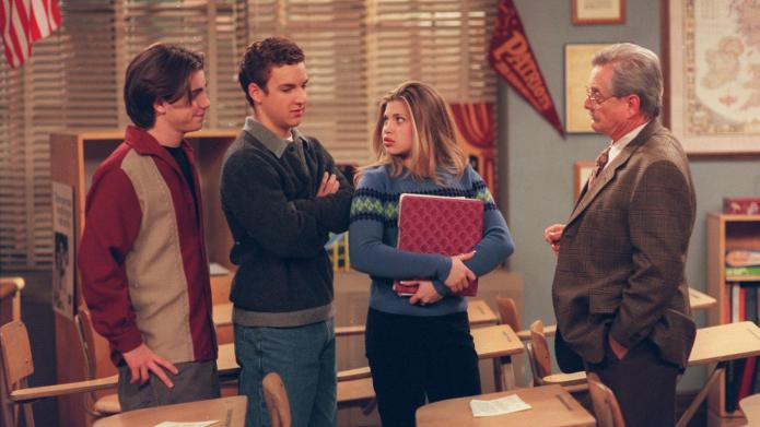 Boy Meets World reunion is actually