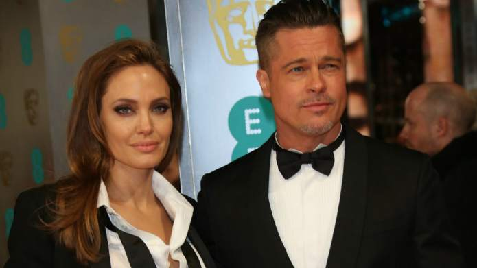 Brad Pitt & Angelina Jolie Involved