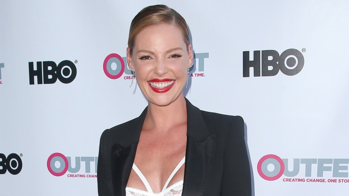 Katherine Heigl is basically apologizing for