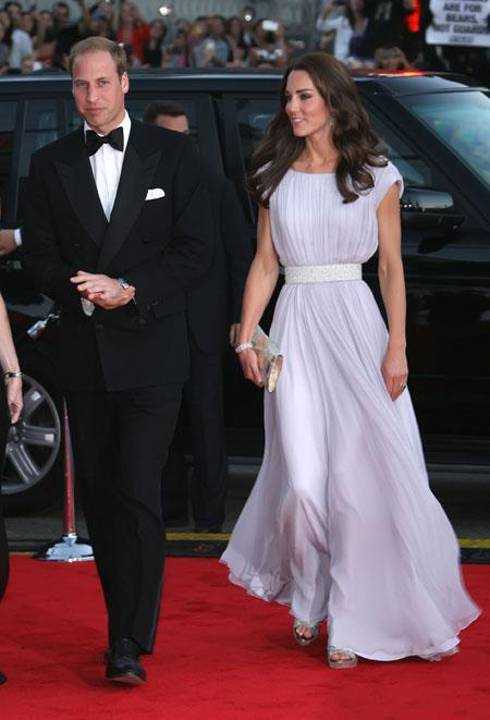 BAFTA red carpet hits and misses
