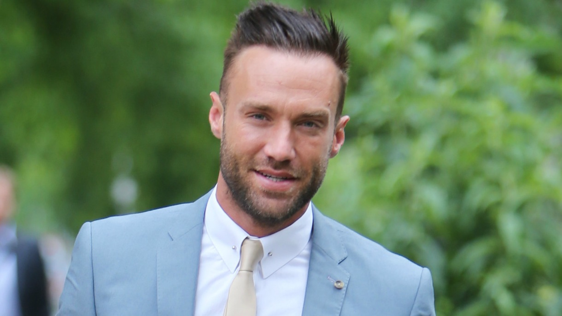 Famously Singles Calum Best doesnt have a short fuse