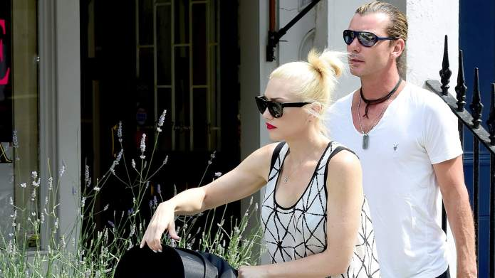 Gavin Rossdale says he never wanted