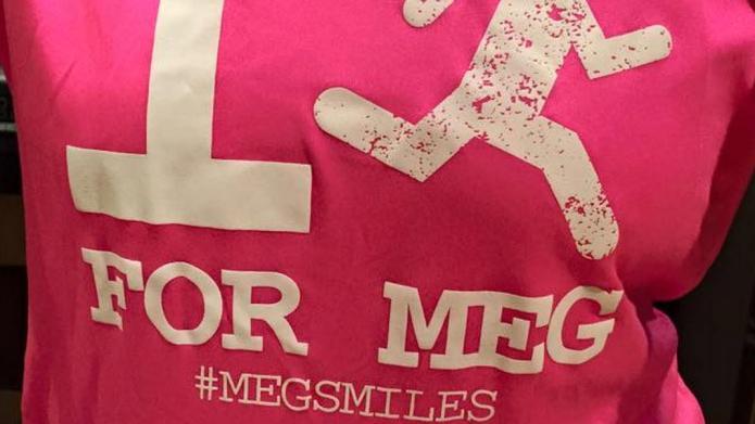 Run 4 Meg movement pays tribute