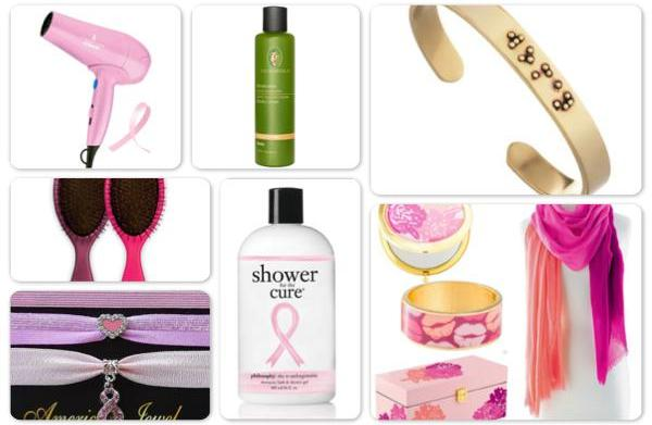 The ultimate breast cancer awareness shopping