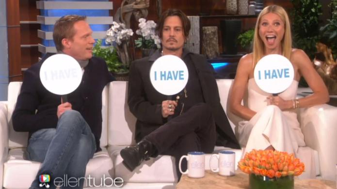Johnny Depp, Gwyneth Paltrow joined the