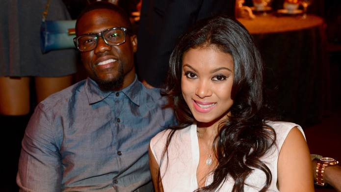Kevin Hart & Eniko Parrish Welcome