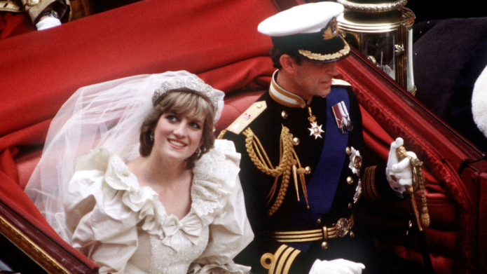 Princess Diana's Wedding Is Being Turned