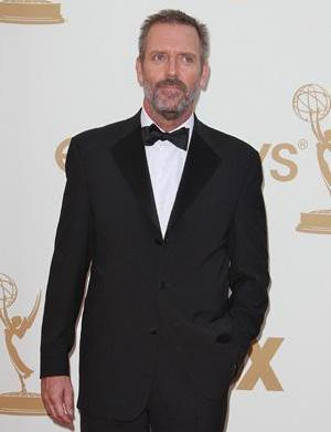Cleaning House: Hugh Laurie on the