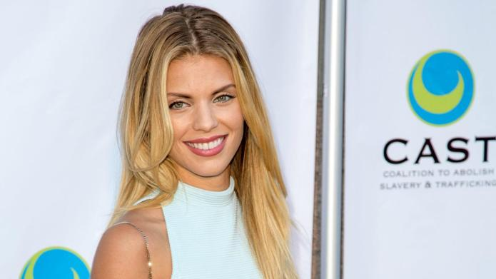 How AnnaLynne McCord saved a young