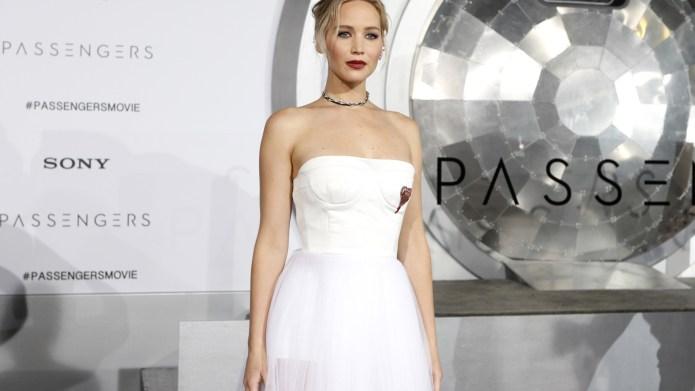 Jennifer Lawrence Was On Board When
