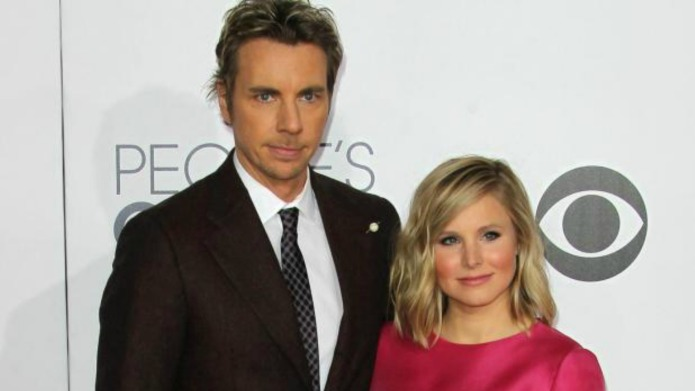 Kristen Bell and Dax Shepard have