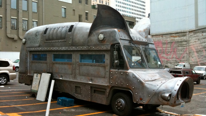 15 Food trucks with names as