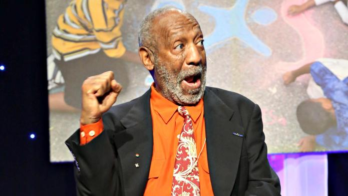 TMI alert: Bill Cosby's wife scares