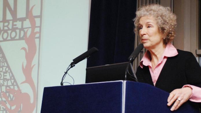 Margaret Atwood London Book Fair 2006