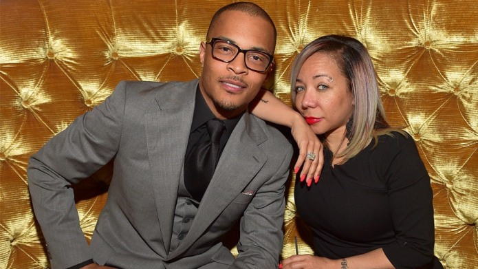 There's major drama unfolding in T.I.