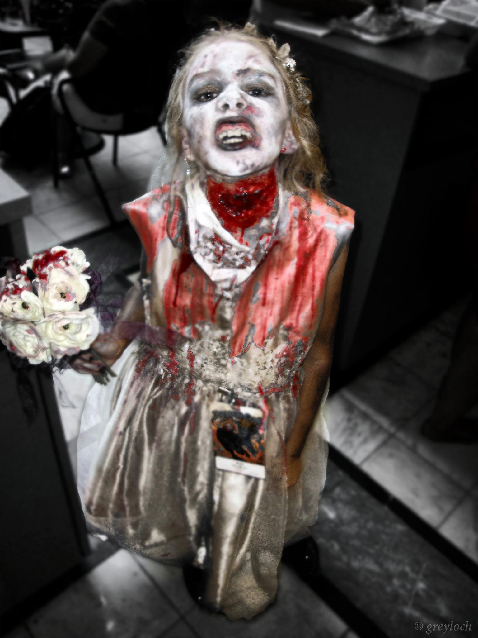 Zombie Bridesmaid