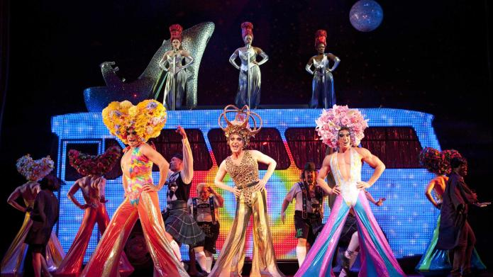 Priscilla Queen of the Desert Cast