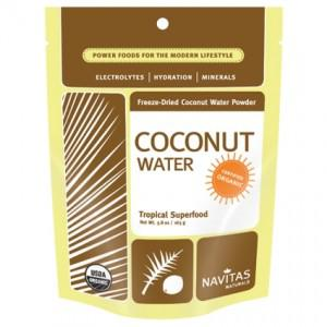 New vegan product: Coconut Water Powder