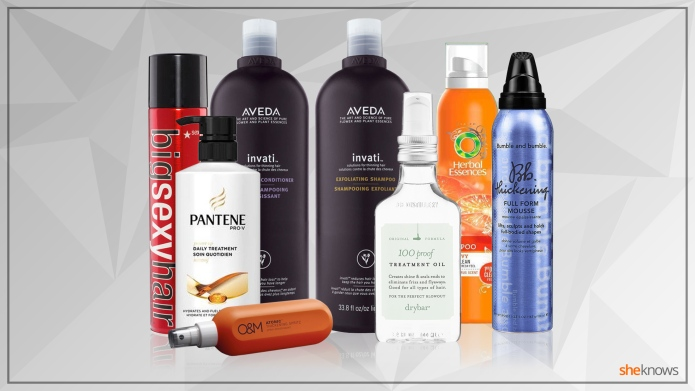 8 Products for thin hair that