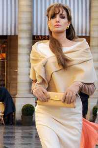 Angelina Jolie takes on The Tourist