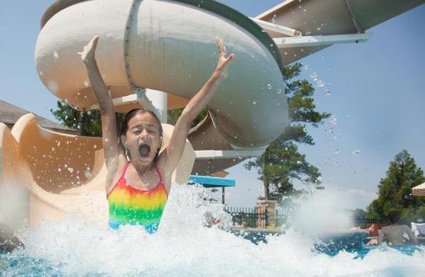 Splash Adventure Waterpark in Bessemer