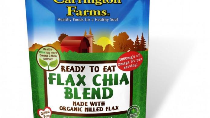 New vegan product: Organic Milled Flax
