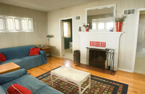 Freshen up your family room for