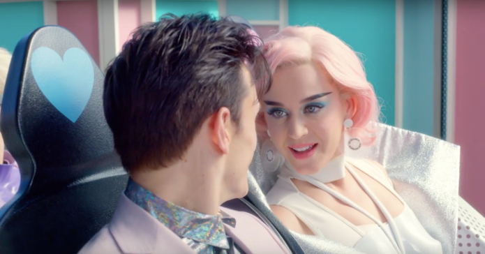 Katy Perry's New Video Exposes the