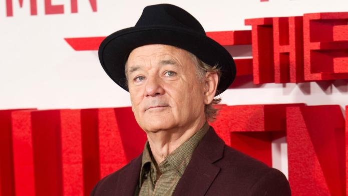 Bill Murray's presence was the only