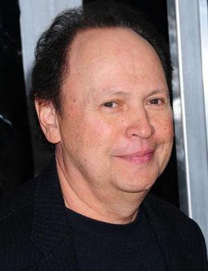 He's back! Billy Crystal tapped to