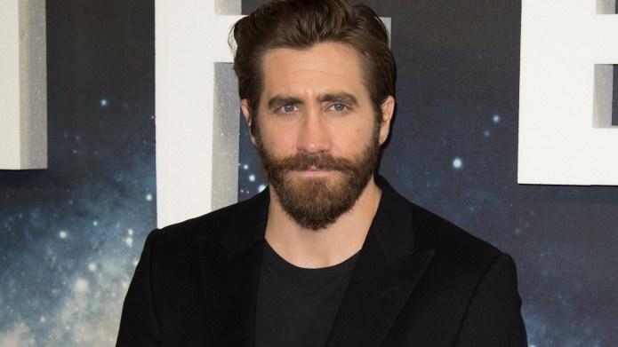 Jake Gyllenhaal Got Shifty When Questioned