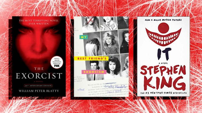 17 Scary Books to Get You
