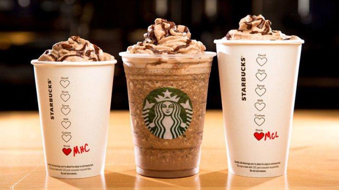 Starbucks' New Valentine's Day Drinks Will